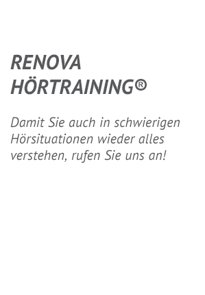 NeuroFit® Hörtraining